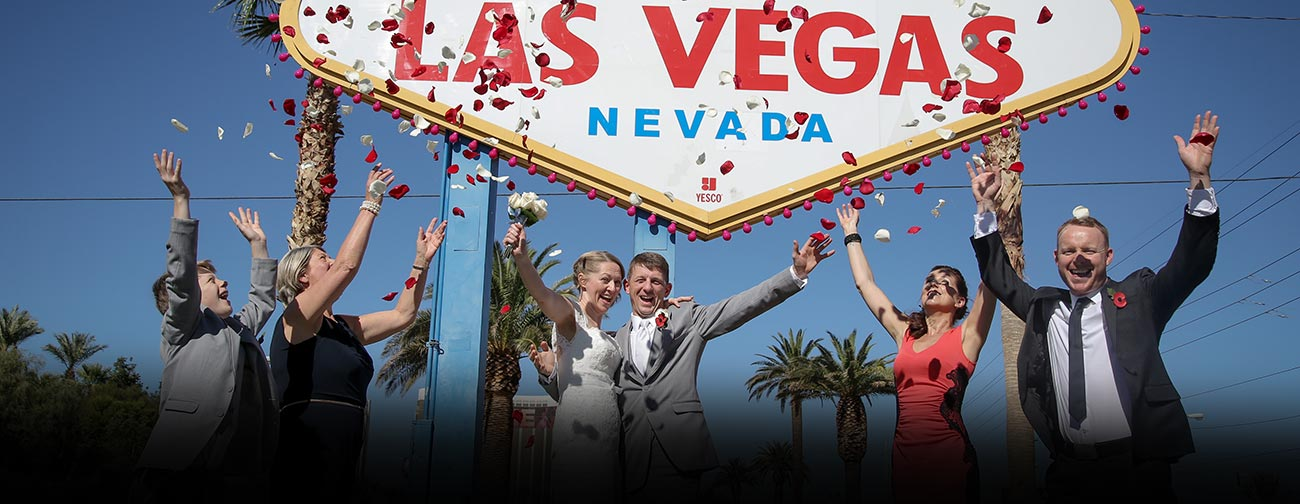 LasVegas Wedding Package Special Offers