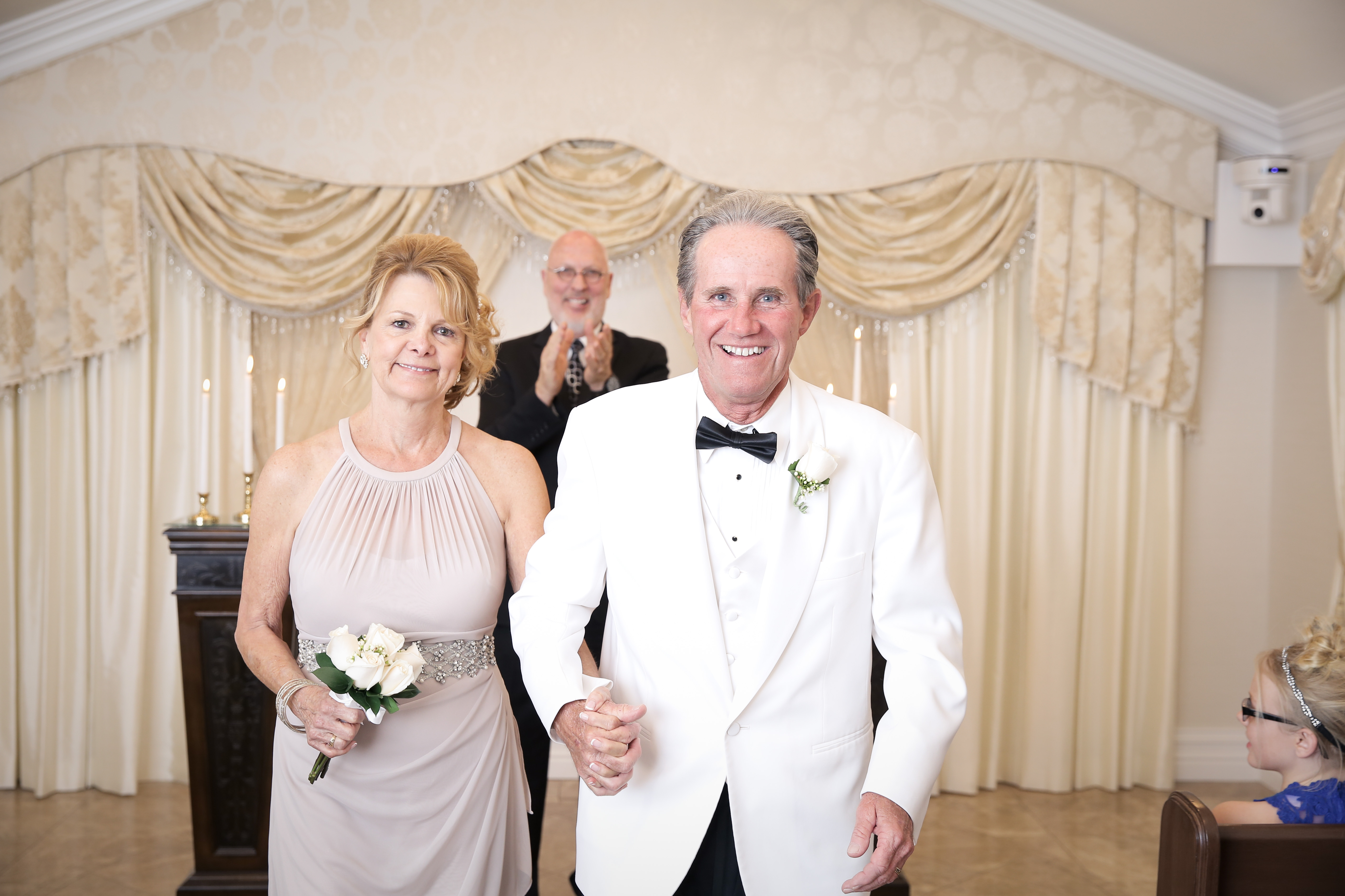 Chapel Of The Flowers Celebrates Love And Romance