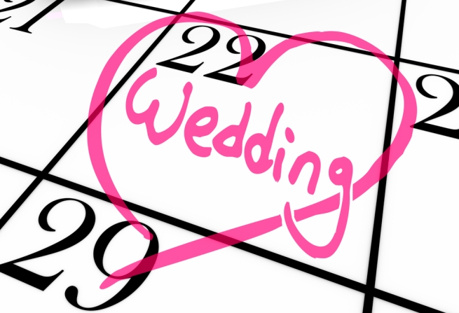 How-to Pick your Wedding Date :: Las Vegas Weddings
