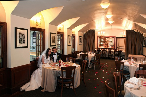 Las Vegas Restaurant Wedding Reception How To Decorate