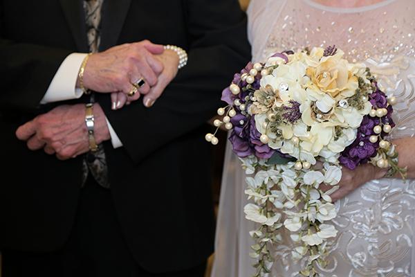 Best Wedding Chapel in Las Vegas, Chapel of the Flowers - Birdal Bouquet