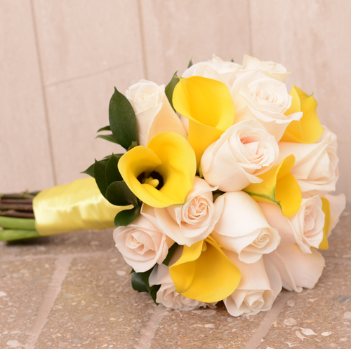 Wedding Flowers at Chapel of the Flowers: Las Vegas Wedding Chapel