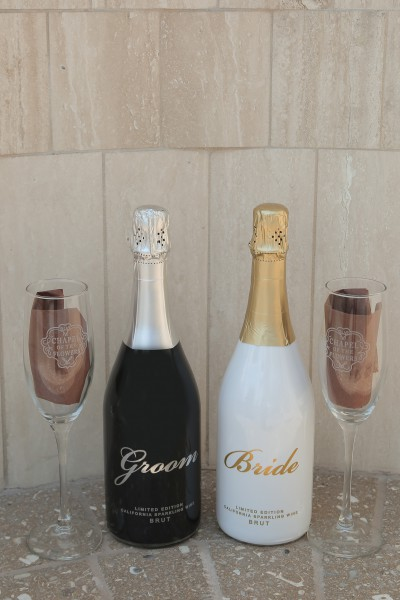 Las Vegas Wedding Package with Champagne
