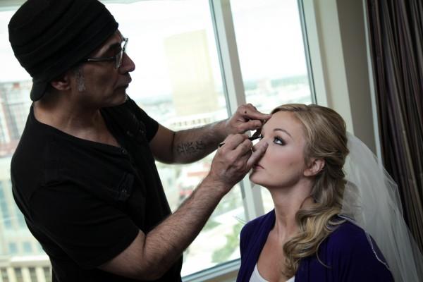 Wedding Make-up for Las Vegas Wedding