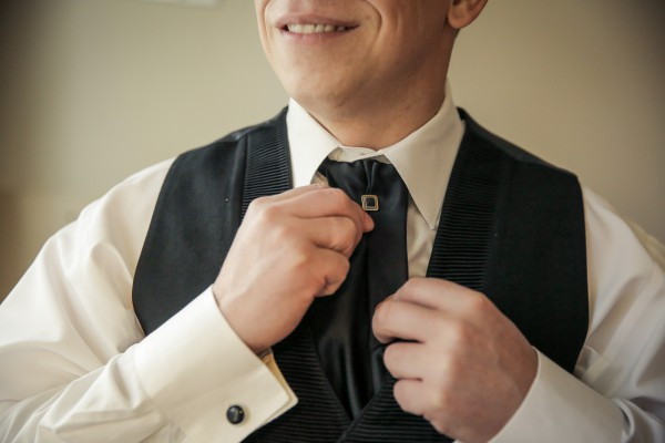 Groom Wedding Attire for Summer Las Vegas Wedding