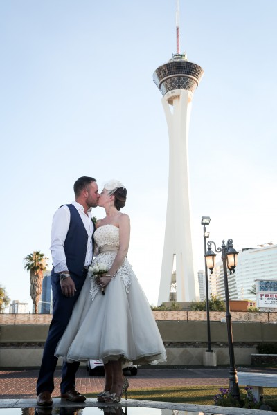 5 Tips to Stay Cool at Summer Wedding in Las Vegas