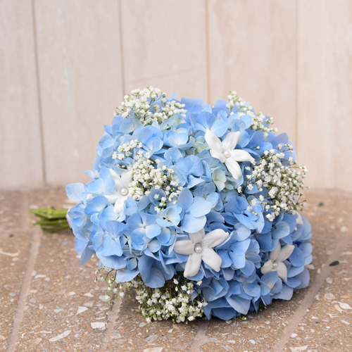 Bridal Bouquet at Chapel of the Flowers
