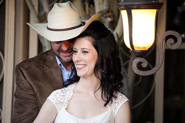 Western Wedding Packages for the NFR Las Vegas