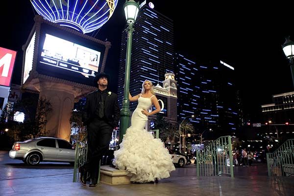 Western Wedding Packages for the NFR Las Vegas :: Las Vegas Wedding Photo Sessions