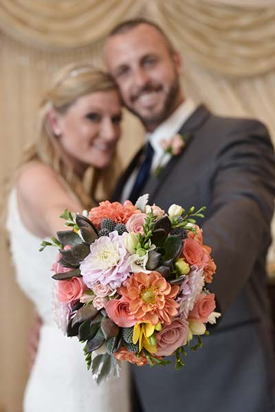 Western Wedding Packages and Wedding Flowers for the NFR Las Vegas
