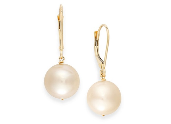 Chapel-of-the-Flowers-complete-bridal-look-for-2016- cultured-freshwater-pearl-earrings-in-14k-gold