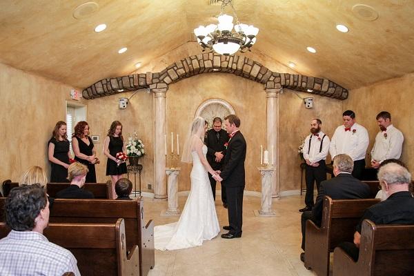 Chapel of the Flowers Las Vegas weddings opposite venues La capella chapel
