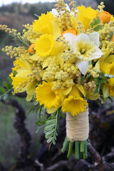 Spring Wedding Flowers Wedding Tips And Trends