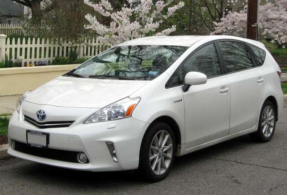 Toyota Prius for Eco-Friendly Transportation for businesses