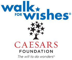 Walk for Wishes teams up with Chapel of the Flowers and Caesars Palace