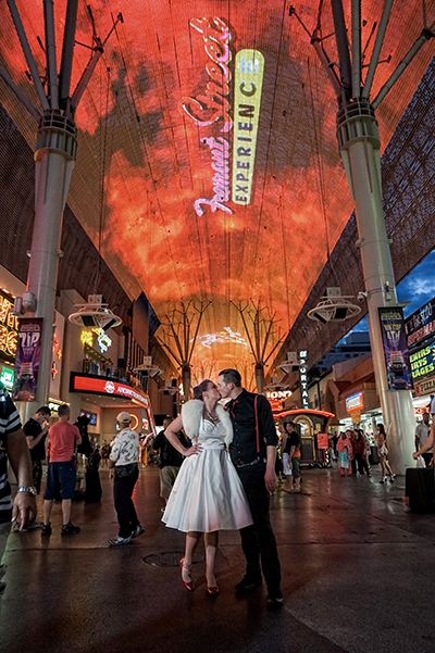 Rockabilly Wedding Photo Session in Las Vegas