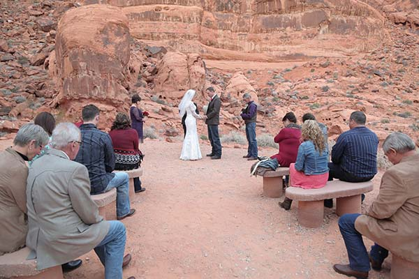 Wedding Packages at Valley of Fire