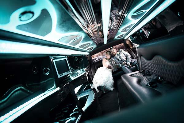 Las Vegas Wedding Limousines