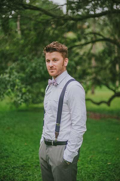 Groom Wedding Fashion :: Boho Chic Wedding Ideas