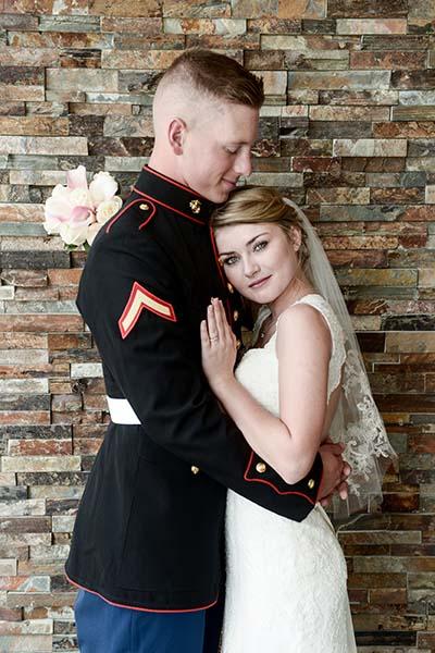 Wedding packages for military weddings in las vegas