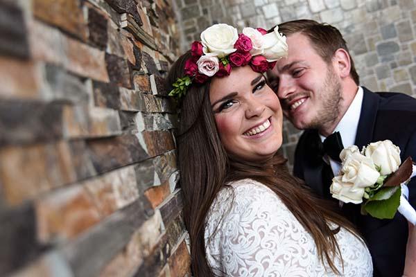 Large Flower Crown for Bride