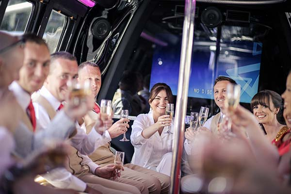 Las Vegas Wedding Packages with Shuttles