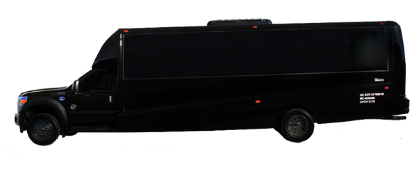 Party Bus for Las Vegas Weddings