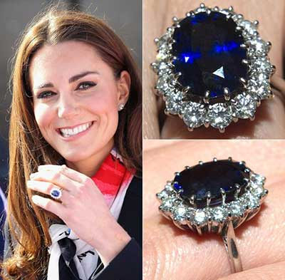 Kate Middleton Engagement Ring Nikki Reed Engagement Ring