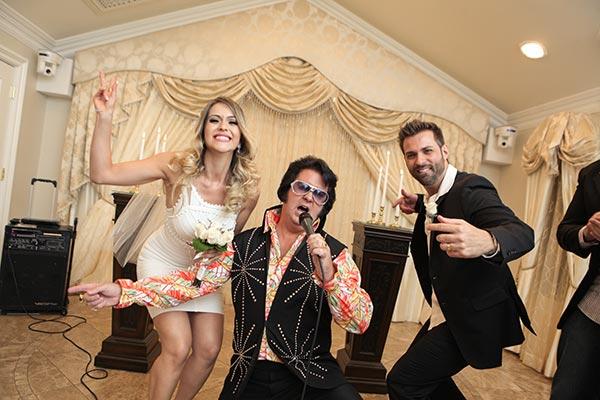 Elvis Wedding Packages in Las Vegas
