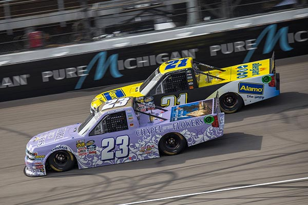 NASCAR CWTS Michigan Speedway