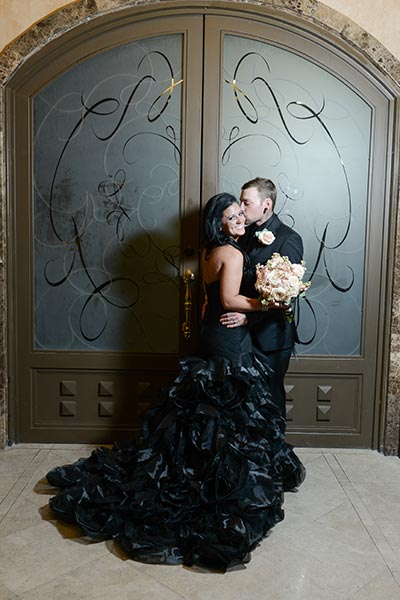 Gothic Halloween Wedding Ideas