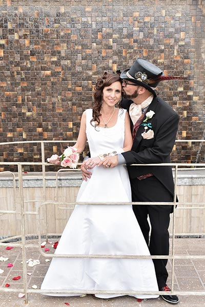 Top Hat And Tails Groom Tuxedo Steampunk Weddings