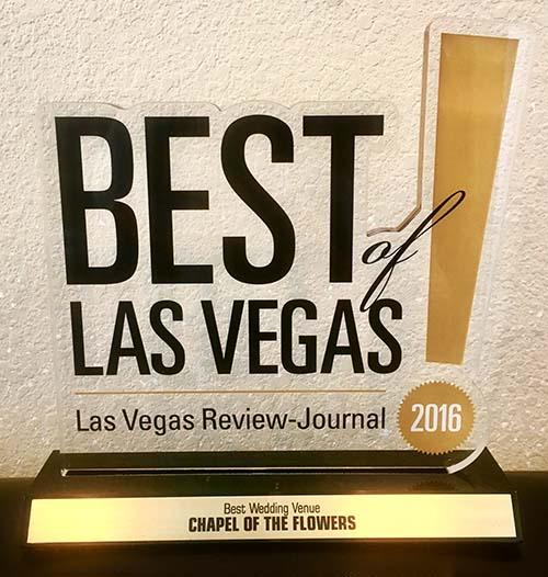 Best Wedding Venue :: Best of Las Vegas Awards :: Chapel of the Flowers