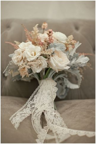 Lace Ribbon for Bridal Bouquet