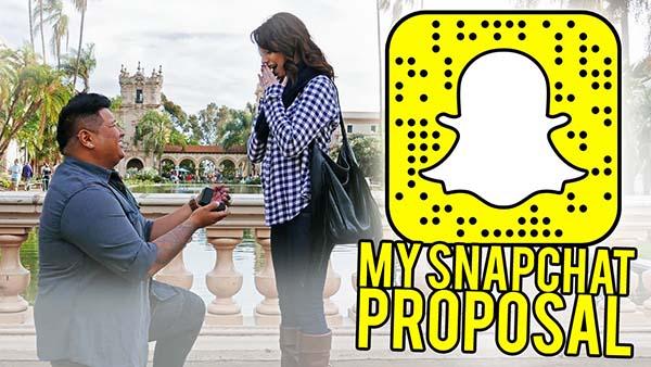 Social Media Wedding Proposals