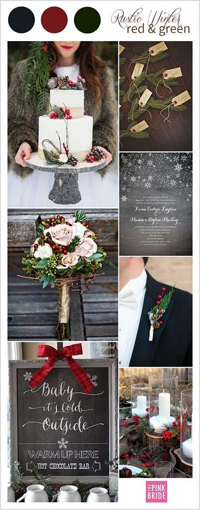 Winter Wedding, the New Trend a Winning Choice