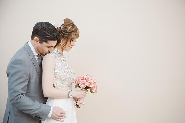 Wed Luxe Wedding Packages in Las Vegas at Chapel of the Flowers