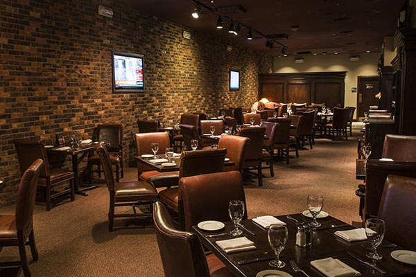 Las Vegas Wedding Reception Venue | Trendy Downtown Grill | Private Dining Room