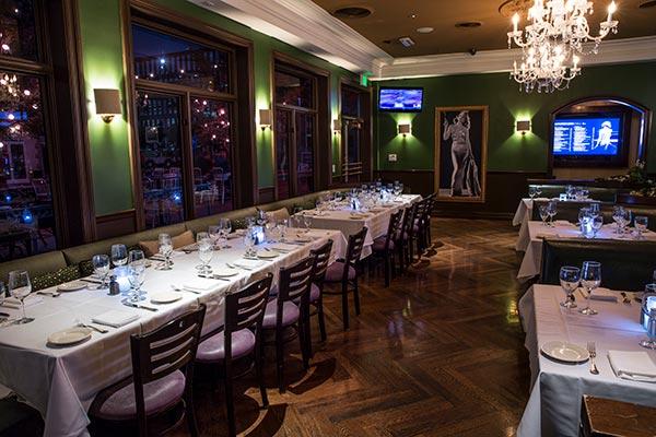 Las Vegas Wedding Reception Venue | Trendy Downtown Grill | Vintage Vegas