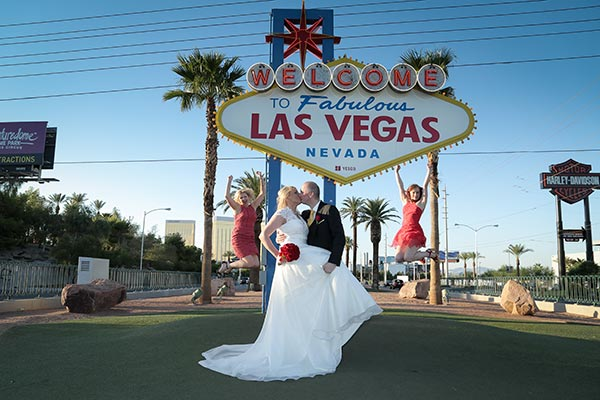 Summer Weddings In Las Vegas Affordable