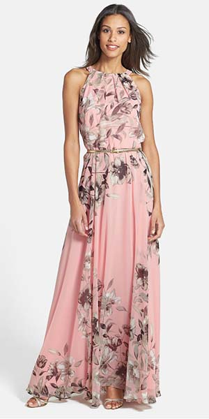 Mother Of The Bride Groom Dress Ideas Boho Fl Maxi