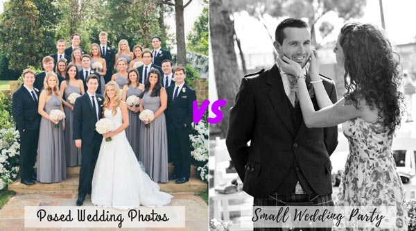 Posed Wedding Photos vs Photojournalism Wedding Photos | New Wedding Traditions to Replace Old Wedding Traditions