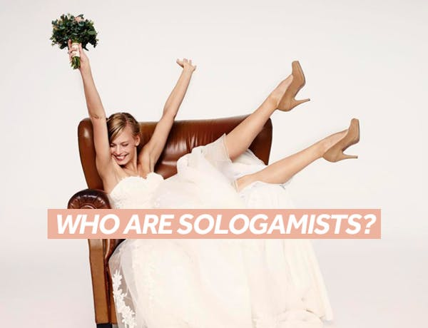 What is a Sologamist  | Sologamy Weddings