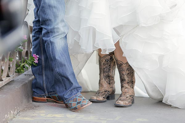 Fall Weddings | Wedding Ideas | Rustic Wedding Boots