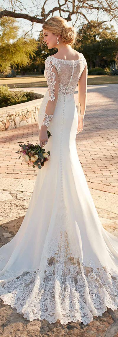 Fall Wedding Dress Ideas \u2013 Fashion dresses