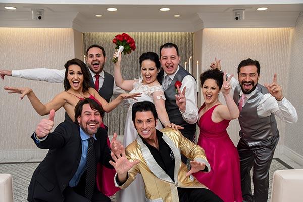 Best Affordable Las Vegas Wedding Packages | Elvis Wedding Package in Vegas