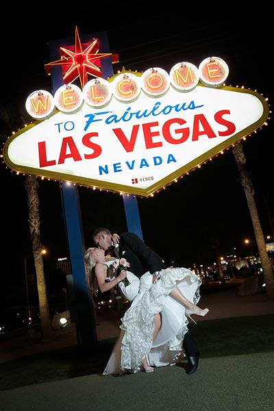 Las Vegas Weddings | Best Wedding Dates 2018