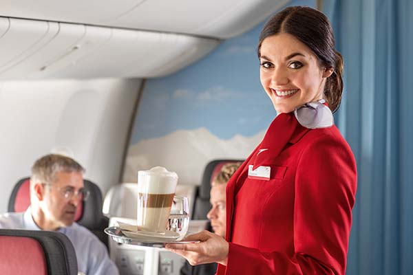 Creative Marriage Proposal Ideas   Use Flight Attendant to Help You with Proposal
