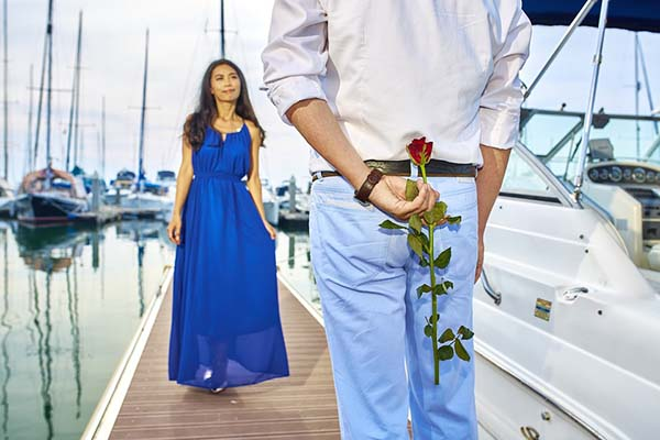 Creative Marriage Proposal Ideas   Re-create First Date