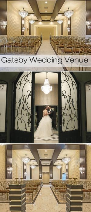 Vintage Wedding Trend: Gatsby Weddings